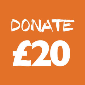 donate £20