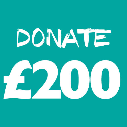 donate £200