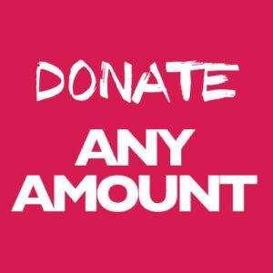 donate any amount
