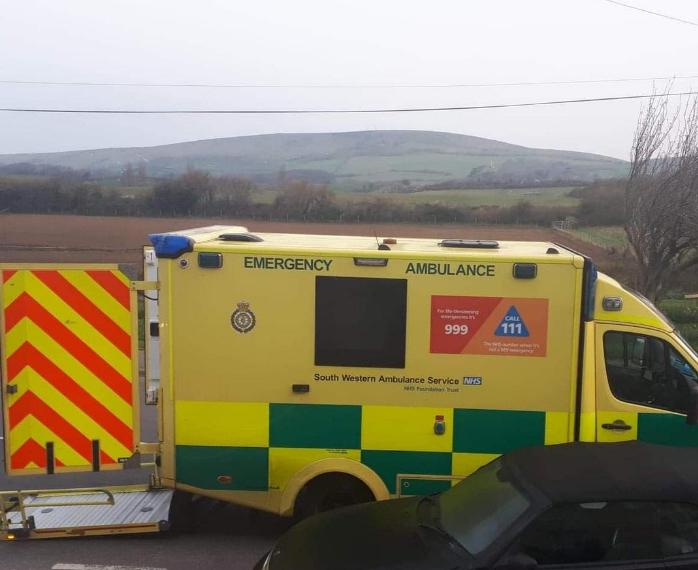save-swanage-ambulance-car