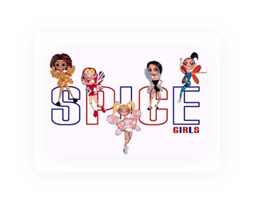 Spice Girl's Sketch